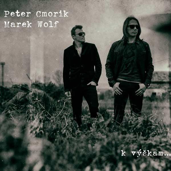 Peter Cmorik & Marek Wolf - krst CD
