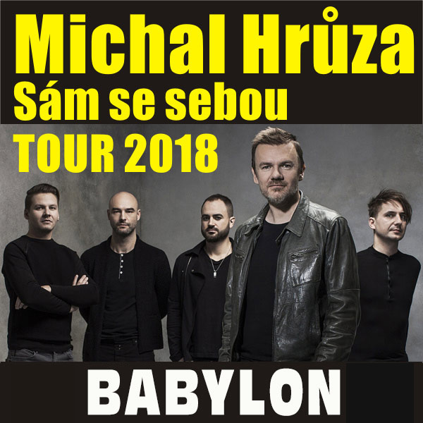 Michal Hrůza - Sám sebou