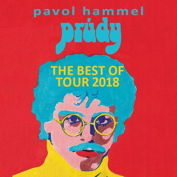 Pavol Hammel a Prúdy - The best of 2018