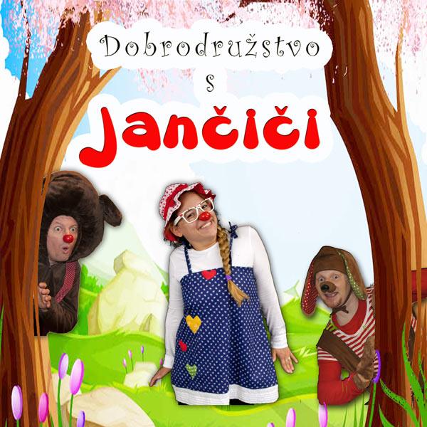 Jančiči – Dobrodružstvo s Jančiči