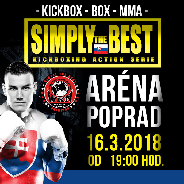SIMPLY the BEST - World Kickboxing, MMA ...