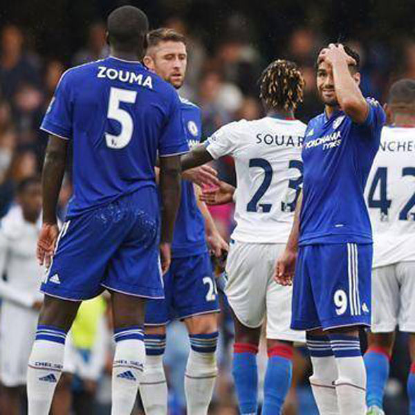 CHELSEA – CRYSTAL PALACE