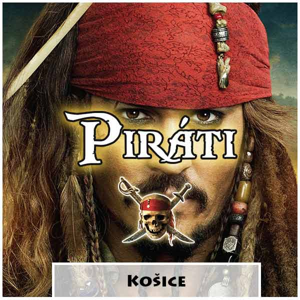 Escape room Piráti