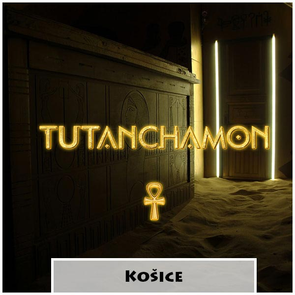 Escape room Tutanchamon
