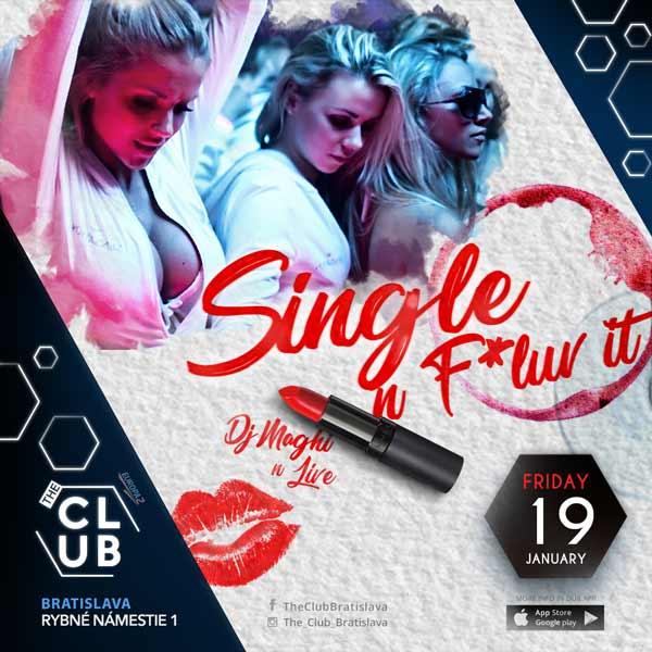 Single u F*lur it DJ Maghi n Live