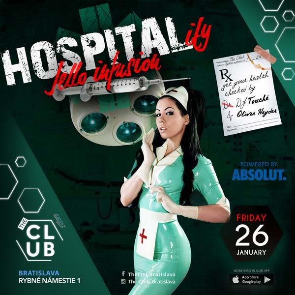 HOSPITALity Jello infusion