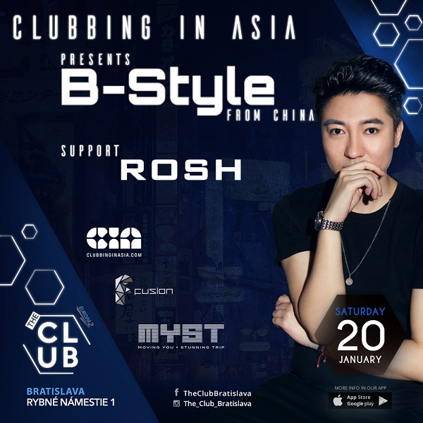 B-style from China SUPPORT ROSH