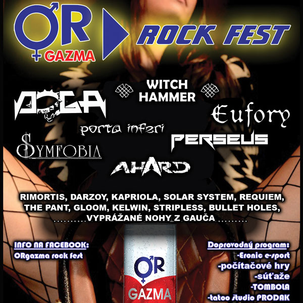 ORgazma rock fest 2018