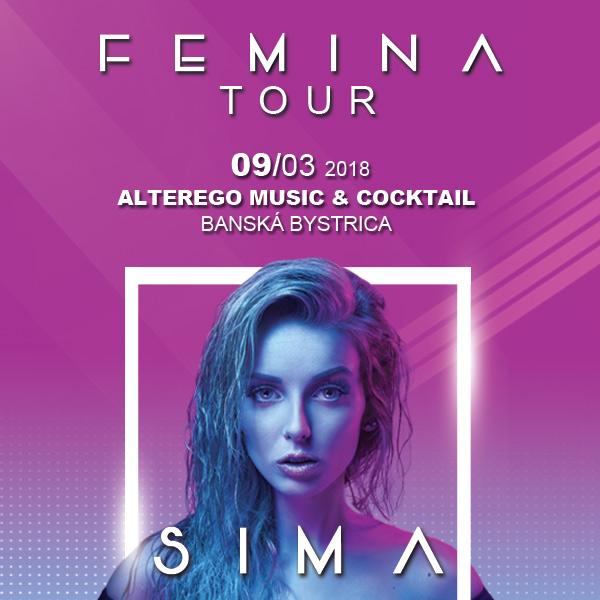 Sima - Femina (Krst Albumu)