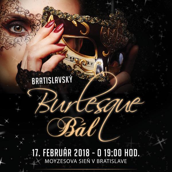 Bratislavský Burlesque Bál