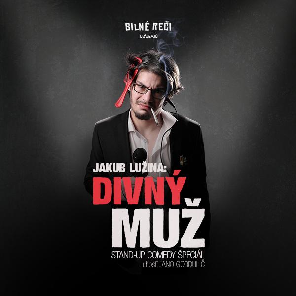 Jakub Lužina - Divný muž