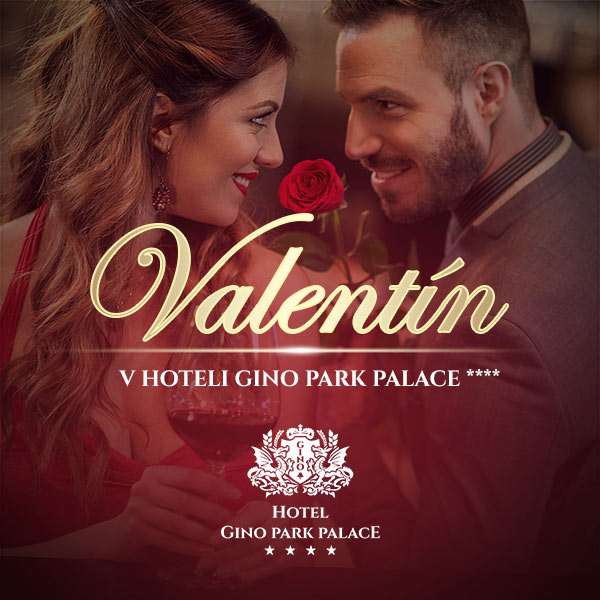 Valentín v Hoteli Gino Park Palace****