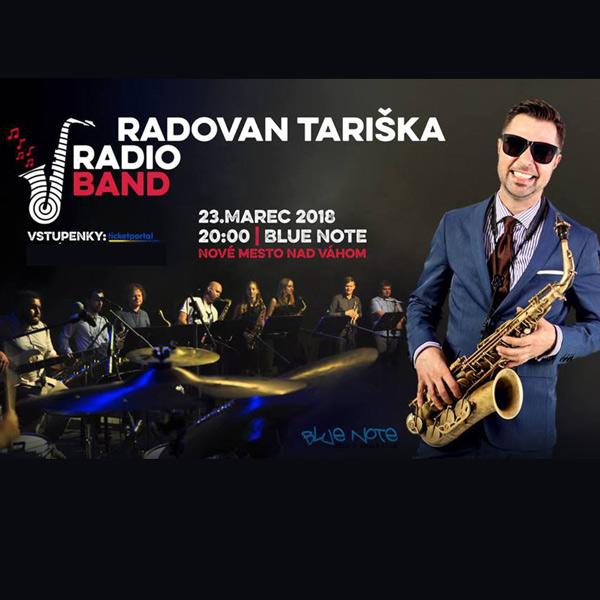 Radovan Tariška – Radio Band