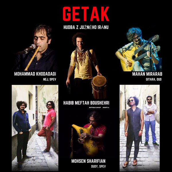 Getak South Iran Music