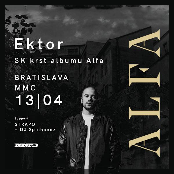 EKTOR - SK KRST ALBUMU ALFA