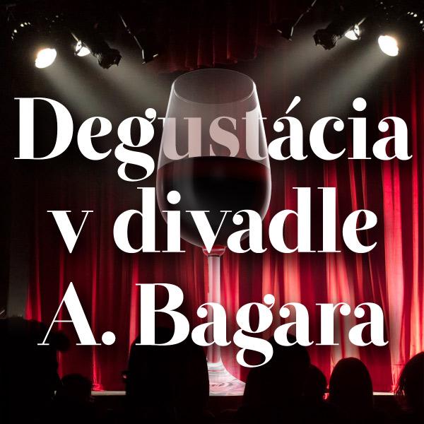 Degustácia v Divadle Andreja Bagara