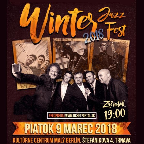 WINTER JAZZ FEST TRNAVA 2018