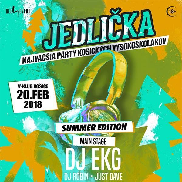 Jedlička 2018  - Summer edition