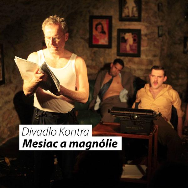Divadlo Kontra: Mesiac a magnólie