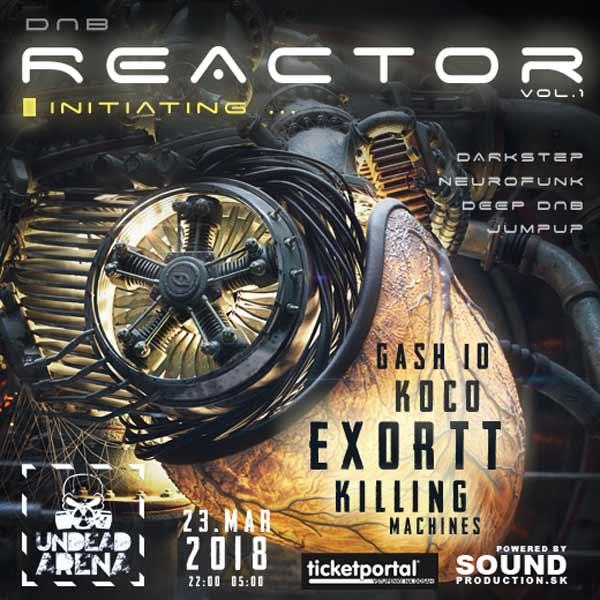 REACTOR: Initiating
