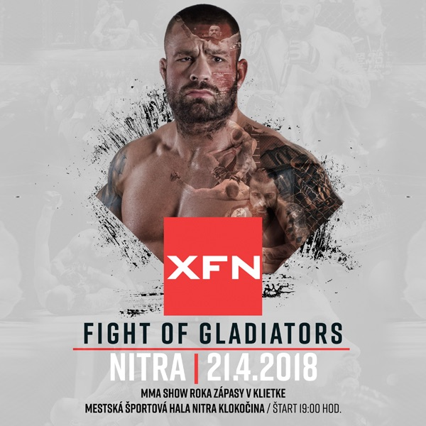 XFN 9: Fight of Gladiators