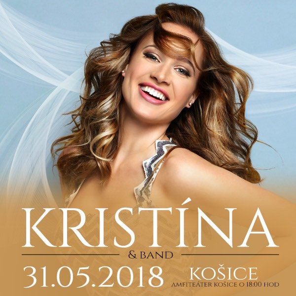 Kristína & band - Košice