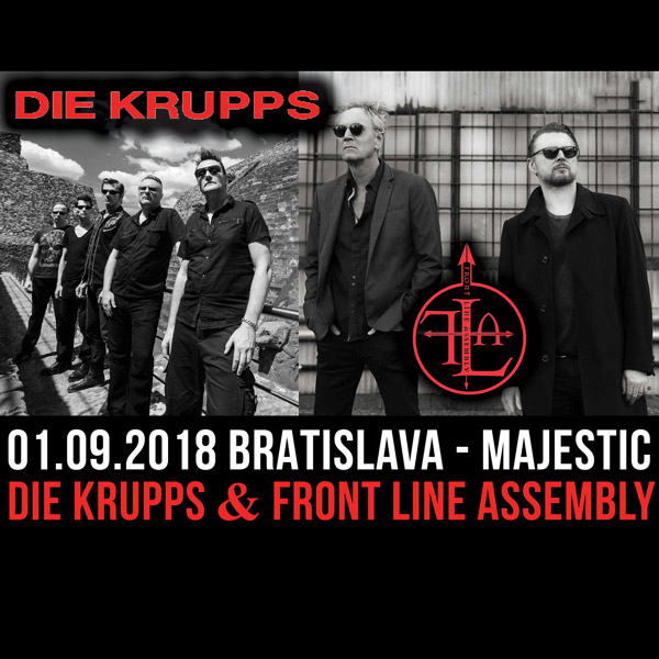 DIE KRUPPS (GER) & FRONT LINE ASSEMBLY (CAN)