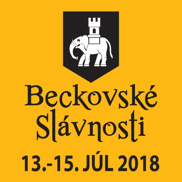 Beckovské Slávnosti 2018