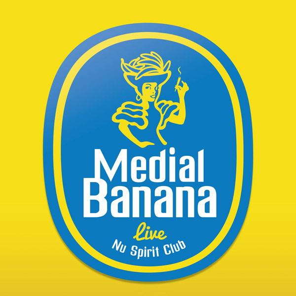 Medial Banana live