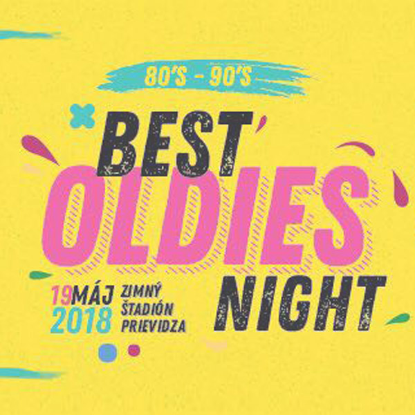 BEST OLDIES NIGHT 2018