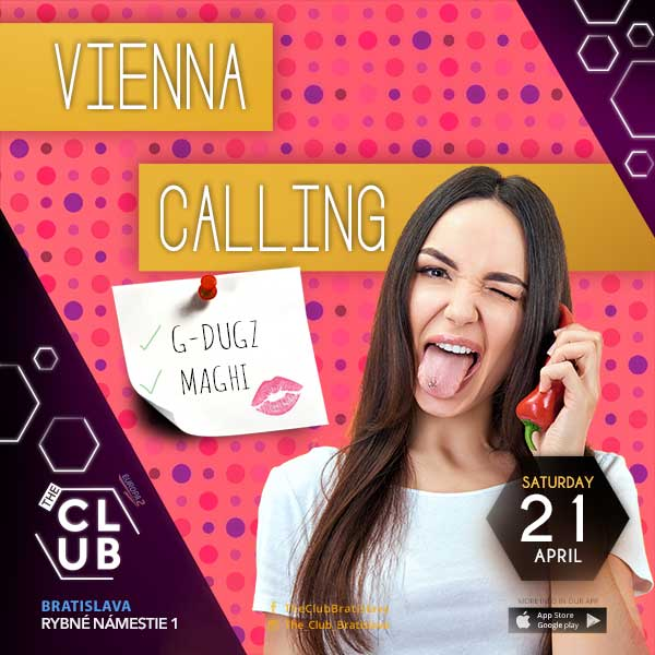 VIENNA CALLING G-DUGZ & MAGHI