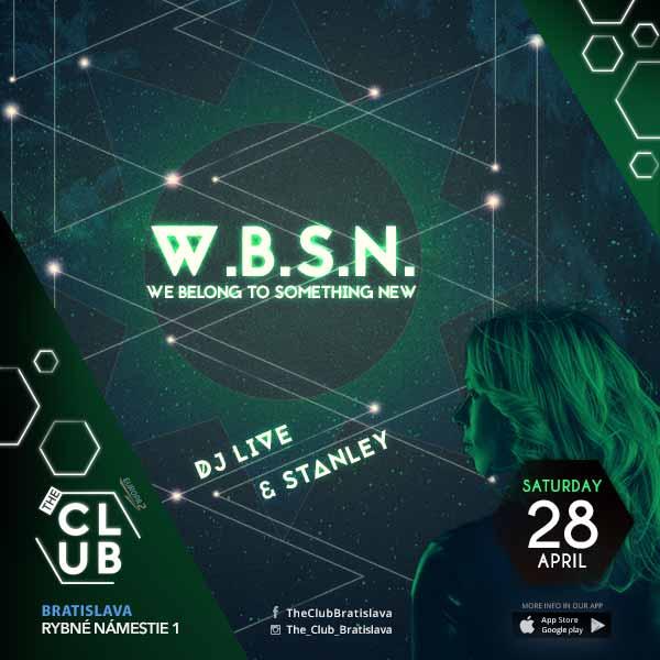 W.B.S.N. DJ LIVE & STANLEY