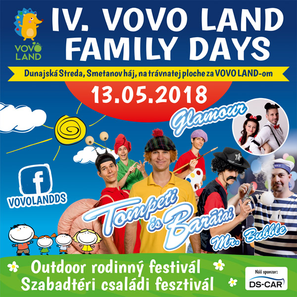 IV. VOVO LAND FAMILY DAYS