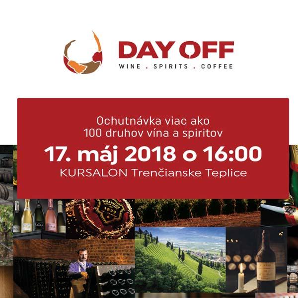 Vínny DAY OFF v Kursalone