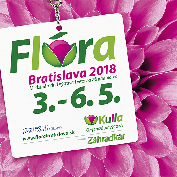 FLÓRA BRATISLAVA 2018