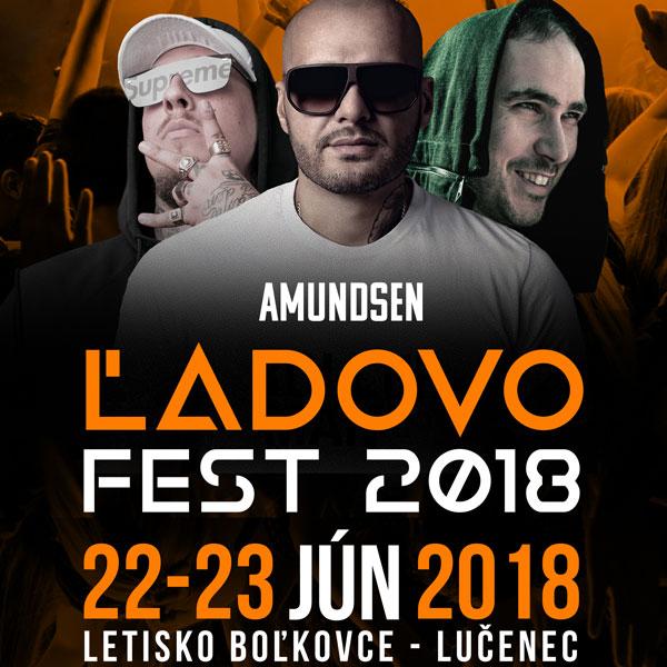 AMUNDSEN Ľadovo Fest 2018
