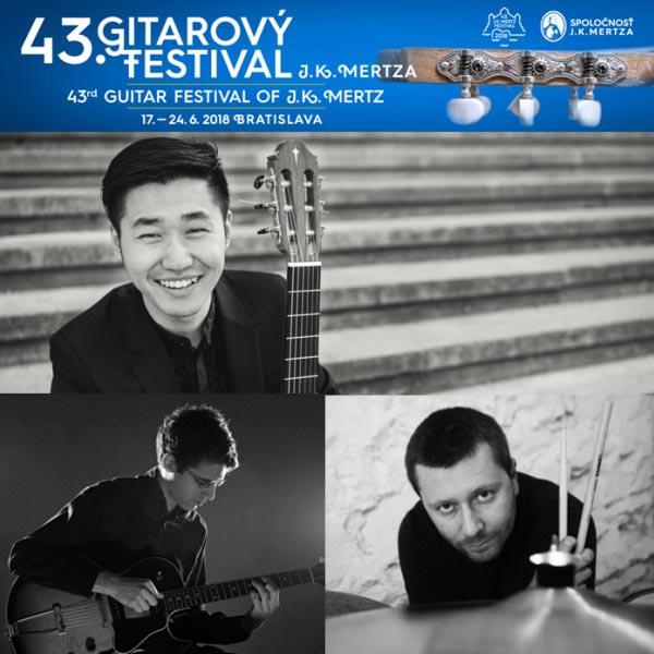 Klasikou k Džezu - You Wu (CN), Dorůžka, Šoltis