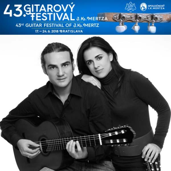 Duo Melis - Prieto (ES), Muzurakis (GR)