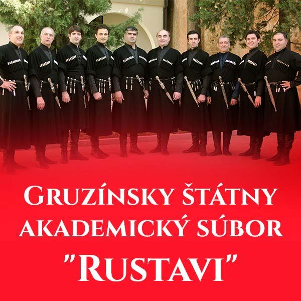 Štátny akademický súbor Rustavi z Gruzínska