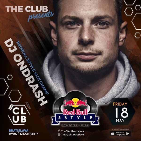 DJ ONDRASH REDBULL JSTYLE VICE CHAMP