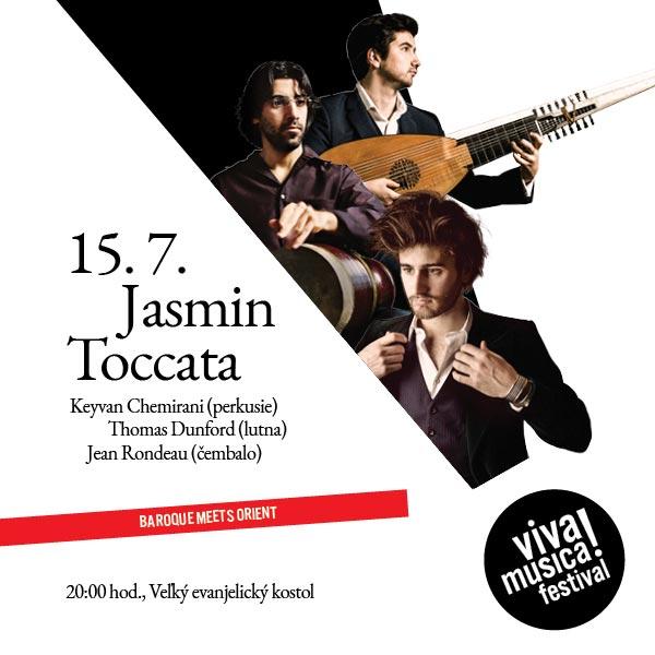 JASMIN TOCCATA