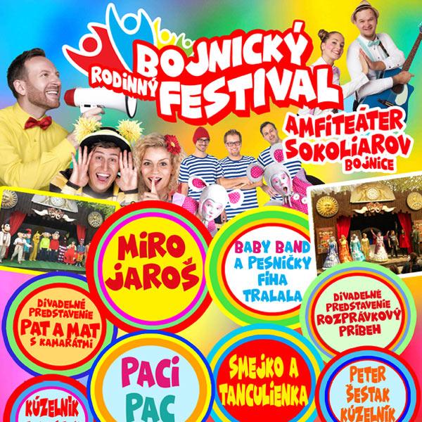 Bojnický rodinný festival