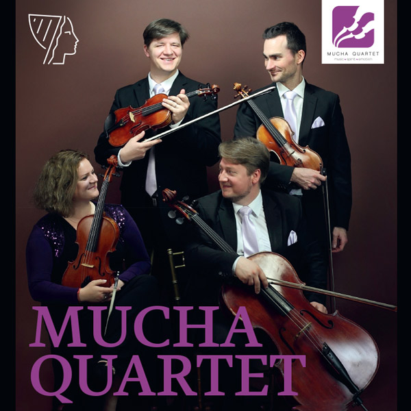 Komorný koncert - Mucha Quartet