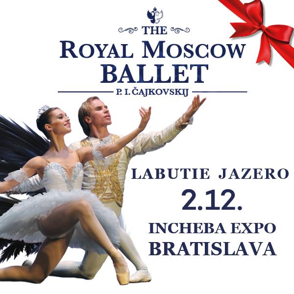 ROYAL MOSCOW BALLET 2018 / Labutie jazero