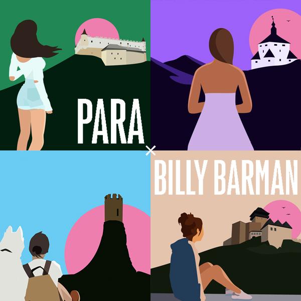 Para a Billy Barman - Pekné miesta