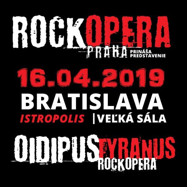 ROCKOPERA PRAHA / OIDIPUS TYRANUS