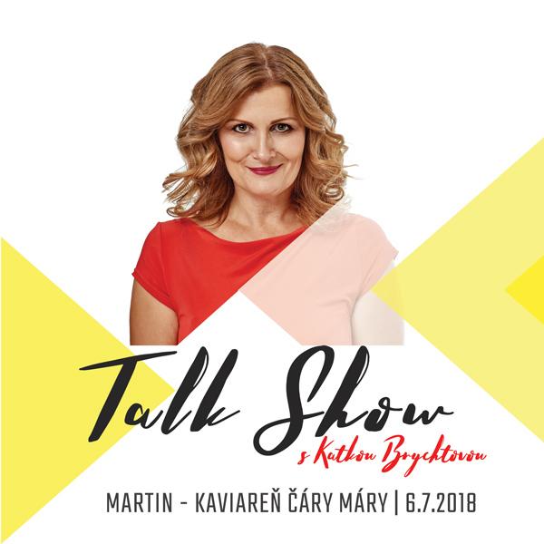 Talkshow s Katkou Brychtovou