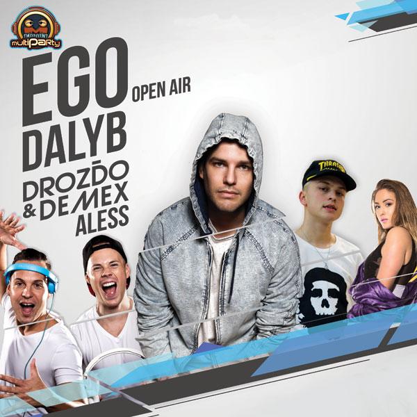 EGO, DALYB, ALESS, Drozďo & Demex -Elements bar...