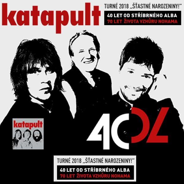 KATAPULT - Šťastné narodeniny
