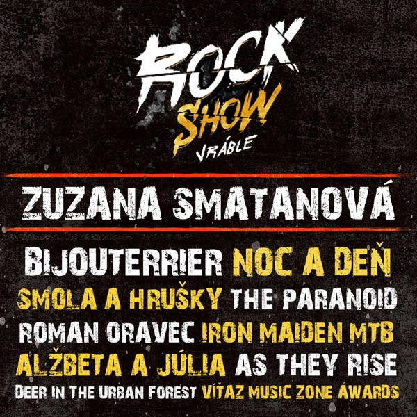 Rock Show Vráble 2018